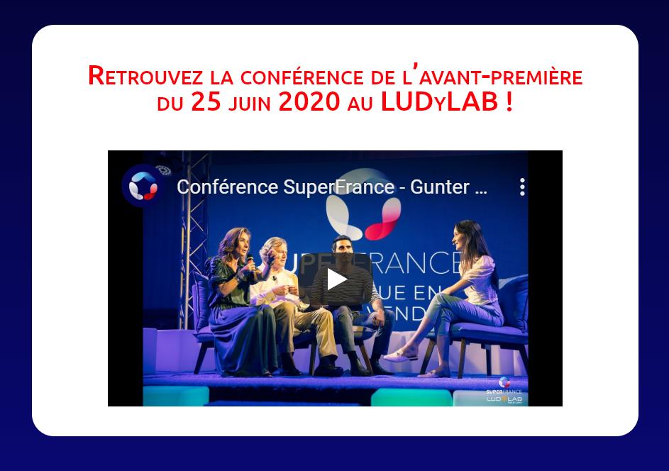 Lancement de Super France